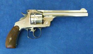 Smith & Wesson 44  Double Action First Mod Revolver