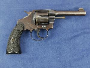 Colt New Model Police.  Cal 38 .
