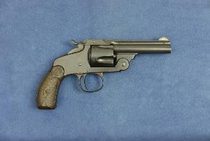 Smith & Wesson  38 S.A  third model  of 1891.  cal 38 S&W.