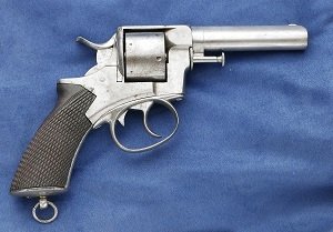 Webley R.I.C n°1 First Model. Cal 450
