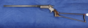 Pistolet caribine type Stevens Hunter's Pet Pocket Rifle n°34.   VENDU