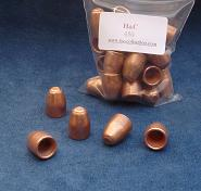 25 lead bullets 450 Revolver, 450 Adams, 450 Webley