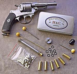 7491e535691 Rechargement pour armes anciennes de collection - H C Collection