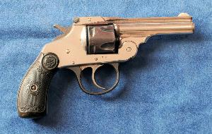 Iver Johnson .  32 S&W cal. VENDU