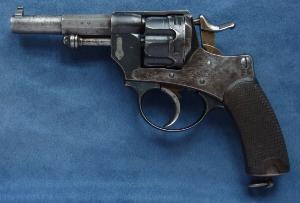 Revolver d'officier M.A.S 1874.