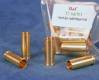 32 SW long. 32 Colt New Police brass cases