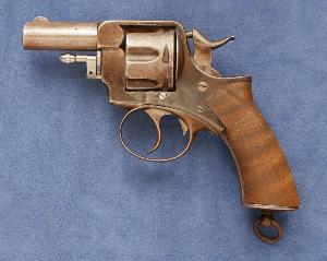 Revolver Bentley cal 442, compatible 10.4 italien