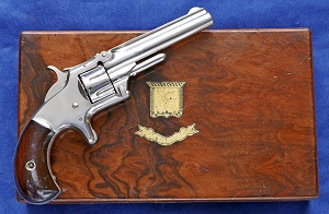 Smith & Wesson n°1 third model. 22cal